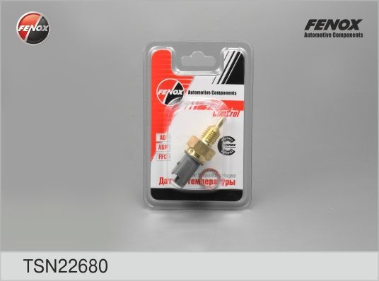 Датчик температуры охлаждающей жидкости, FENOX, TSN22680