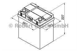 Аккумулятор S4 12V 40Ah 330A пп (тон.кл.) Silver Asia
