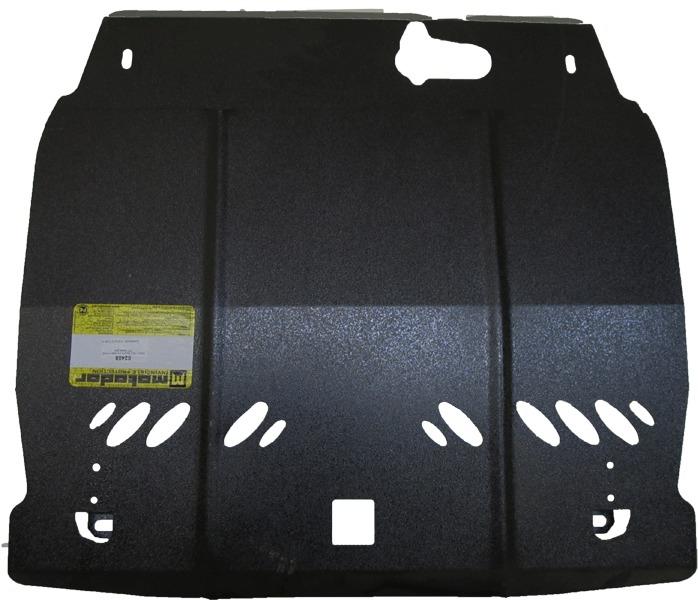 Защита картера двигателя, КПП Suzuki Ignis 2000-2005 V= все (сталь 2 мм), MOTODOR02408