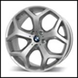 Колесный диск Fr replica FR560 7x16/6x114,3 D60.1 ET30 серебристый, полированный спицы и обод (MS)