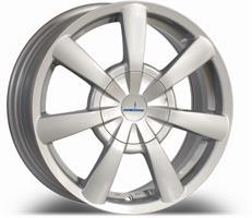 Колесный диск Devino EMR 452 7x16/4x114,3 D74.1 ET38 серебро (SS)