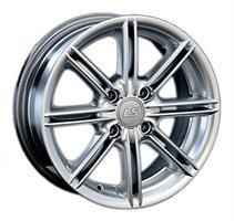 Колесный диск LS Wheels ZT390 5.5x14/4x98 D60.1 ET35 насыщенный серебристый (HP)
