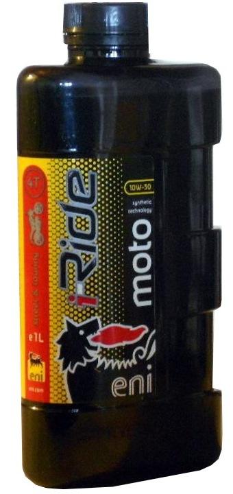 Моторное масло ENI I-Ride moto, 10W-30, 20л, 8003699008496