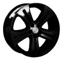 Колесный диск Ls Replica TY71 7.5x19/5x114,3 D60.1 ET35 черный матовый цвет (MB)