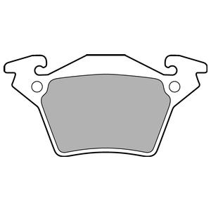 Колодки дисковые, DELPHI, LP1471