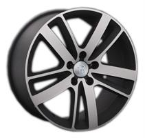 Колесный диск Ls Replica VW89 9x20/5x130 D84.1 ET57 черный с дымкой полированный (MBF)