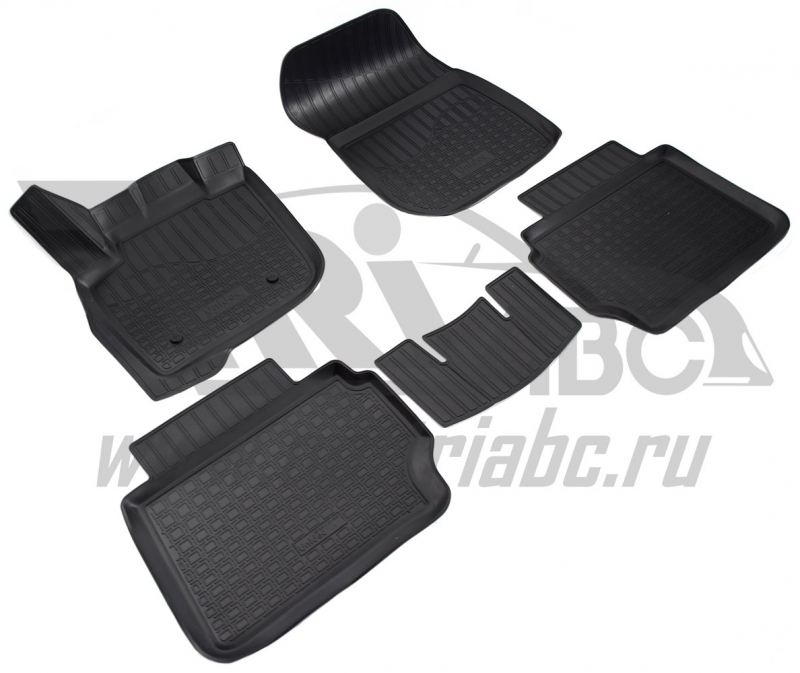 Коврики салона для Ford Mondeo V 3D (2014-), NPA11C22500