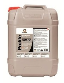 Моторное масло COMMA 5W30 PROLIFE, 20л, PRO20L