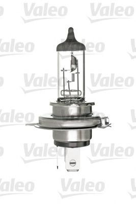 Лампа + 50% Light, 12 В, 60/55 Вт, H4, P43t-38, VALEO, 032 511
