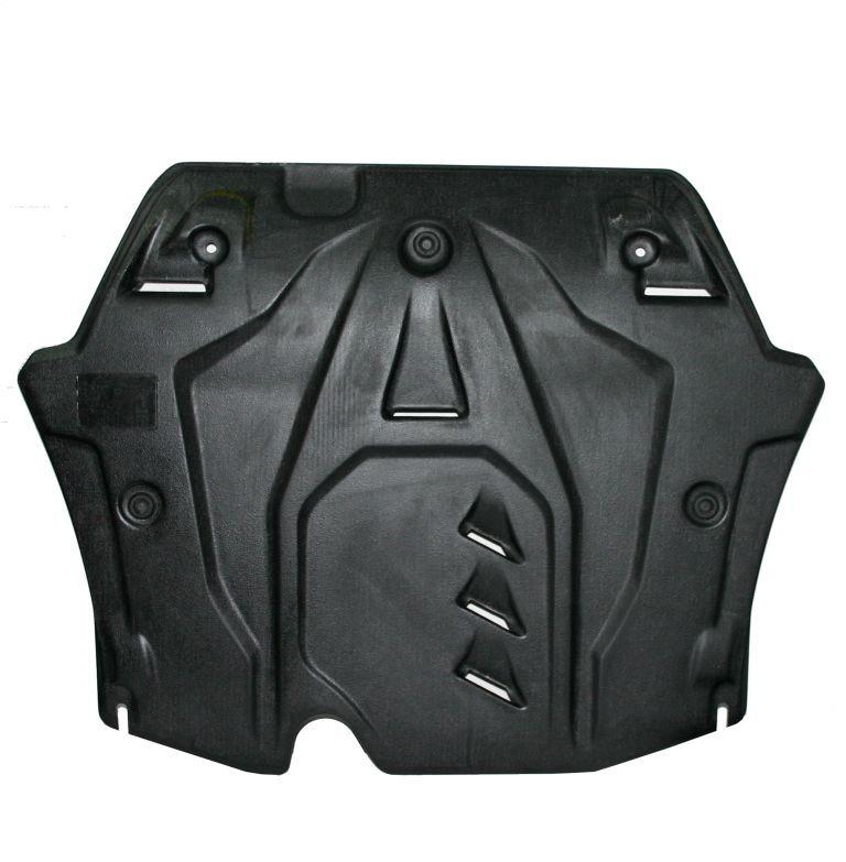 Защита картера двигателя и кпп Honda (Хонда) Accord V-2.4/2,0 (2007-02.2013) (Композит 6 мм), 0901K