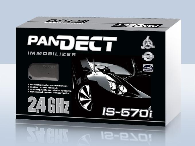 Иммобилайзер PANDECT IS570I