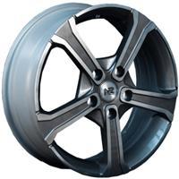 Колесный диск NZ SH602 6.5x16/5x114,3 D64.1 ET52.5 насыщенный темно-серый полностью полированный (GM