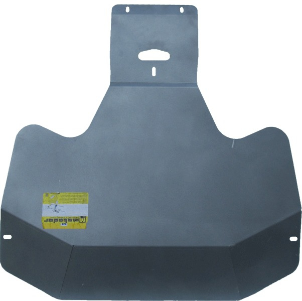 Защита картера двигателя Subaru Tribeca 2007- V=3,0 (алюминий 5 мм), MOTODOR32218