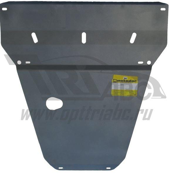 Защита картера КПП Lexus LS400 1994-2000 V=4,0 (алюминий 5 мм), MOTODOR35007