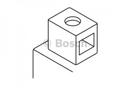 Аккумуляторная батарея Bosch Funstart FreshPack, 12 В, 14 А/ч, 190 А, 0092M4F380