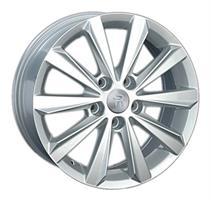 Колесный диск Ls Replica VW117 6.5x16/5x112 D57.1 ET42 серебристый (S)