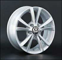 Колесный диск Ls Replica VW34 6x14/5x100 D74.1 ET37 белый (W)