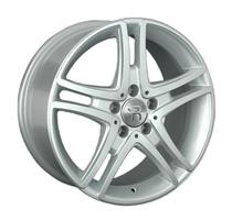 Колесный диск Ls Replica MR140 7.5x17/5x112 D66.6 ET52.5 серебристый (S)