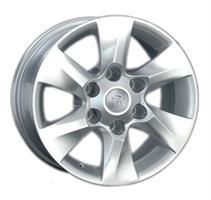 Колесный диск Ls Replica FD54 7x16/6x139,7 D93.1 ET10 серебристый (S)