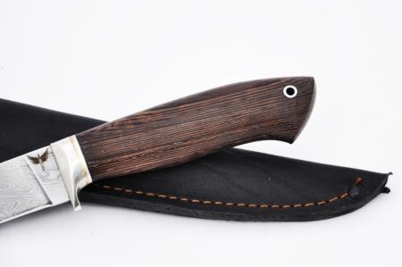Нож Филейный малый (дамаск, венге), KNIFE YARD, 00297