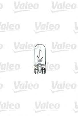 Лампа, 12 В, 3 Вт, W3W, W2,1x9.5d, VALEO, 032 114