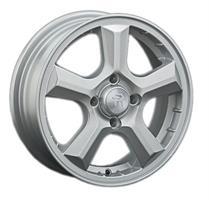 Колесный диск Ls Replica LF6 5x14/4x100 D72.6 ET45 серебристый (S)