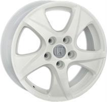 Колесный диск Ls Replica H24 6.5x16/5x114,3 D56.6 ET45 белый полированный (W)
