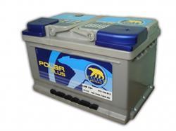 BAREN 7904146 POLAR PLUS_аккумуляторная батарея! 19.5/17.9 евро 75Ah 730A 278/175/175\\