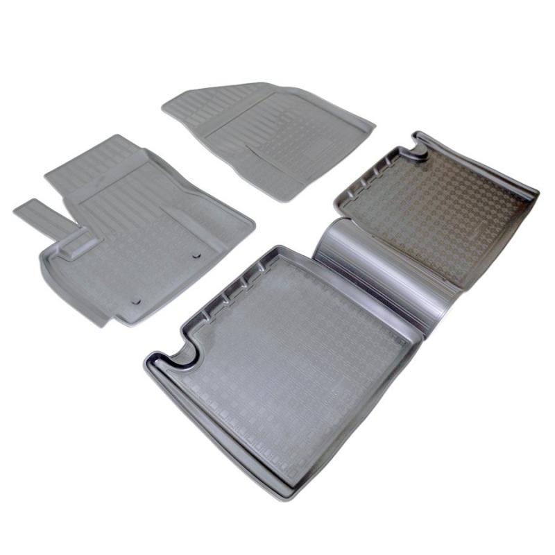 Коврики салона для Lifan X60 (2011-), NPA11C51800