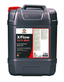 Моторное масло COMMA 5W40 X-FLOW TYPE PD, 20л, XFPD20L