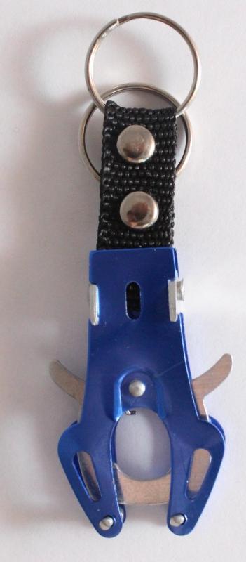 Карабин Следопыт, 9.5 см, с двумя кольцами, PFSH13