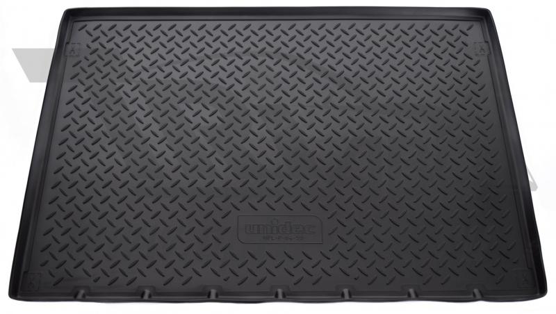 Коврик багажника для Citroen Berlingo (B9) (2008-) (пасс.,5 дв.)\ Peugeot Partner Tepee (B9) (2008-)
