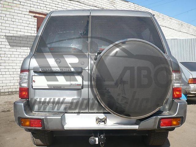 Фаркоп для Nissan Patrol GR (1998/3-) ., BOSAL, 4323A