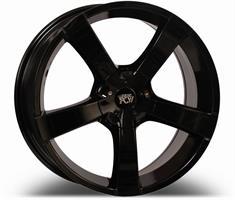 Колесный диск Devino SH 004 8x18/5x120 D74.1 ET20 черный (FB)