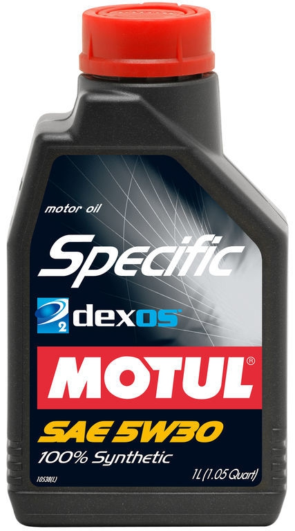 Моторное масло MOTUL Specific Dexos2, 5W-30, 1 л, 102638