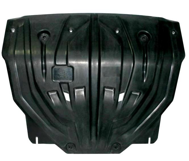Защита картера двигателя и кпп Hyundai IX 35 V-все (2010-) (Композит 8 мм), 1004K