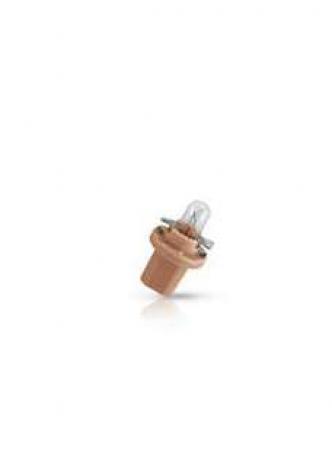 Лампа Philips Vision, 12 В, 1.5 Вт, B8.5D, 12637CP