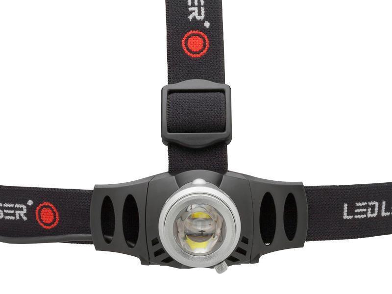 Фонарь налобный LED Lenser H6, 7296