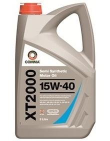 Моторное масло COMMA 15W40 XT2000, 5л, XT25L