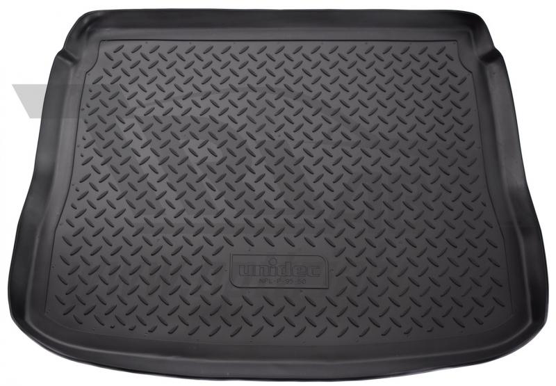 Коврик багажника для Volkswagen Tiguan (Тигуан) (2008-2013), NPLP9550