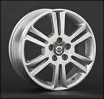 Колесный диск Ls Replica V12 7x18/5x108 D65.1 ET49 серый глянец (GM)