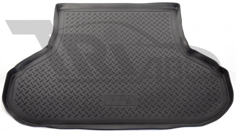 Коврик багажника для Лада Приора Седан, NPLP9455