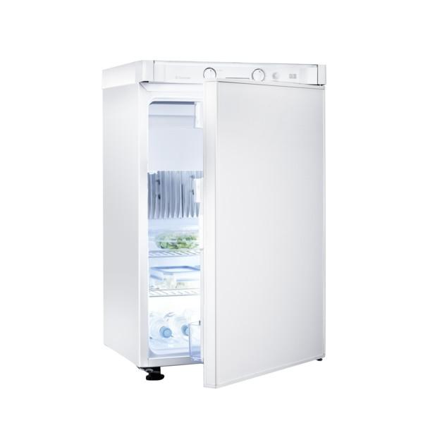 Автохолодильник DOMETIC RGE 2100, общ. 97л, вкл. 10.5л мороз., дверь справа, 30мбар, пит. Газ.баллон