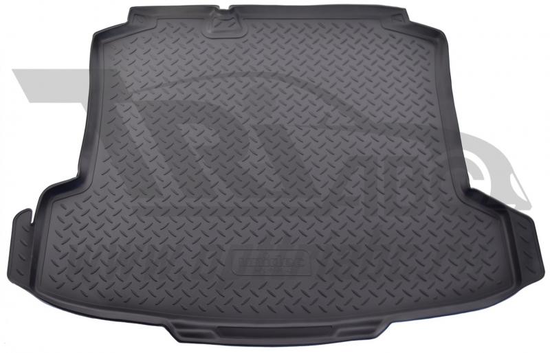 Коврик багажника для Volkswagen Polo Седан (2010-), NPLP9542