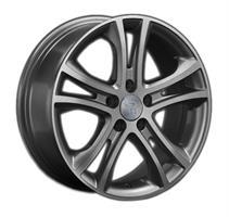 Колесный диск Ls Replica VW27 6.5x16/5x112 D57.1 ET33 серый матовый (GM)