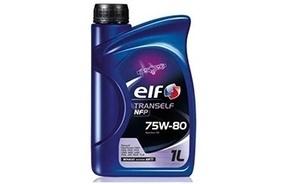 Трансмиссионное масло TransElf NFP 75W-80 (Синтетическое, 1л)