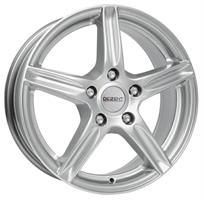 Колесный диск Dezent L 6x15/4x100 D58.1 ET35 серебро (S)