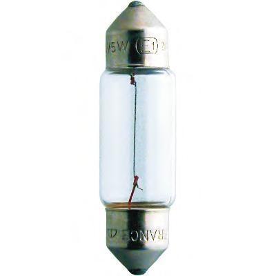 Лампа, 24 В, 5 Вт, C5W, SV8,5, PHILIPS, 13844 B2