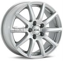 Колесный диск Rial Milano 6.5x15/5x114,3 D73 ET45 серебро