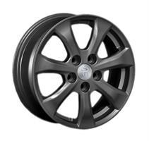 Колесный диск Ls Replica TY30 6.5x16/5x114,3 D60.1 ET45 серый матовый (GM)